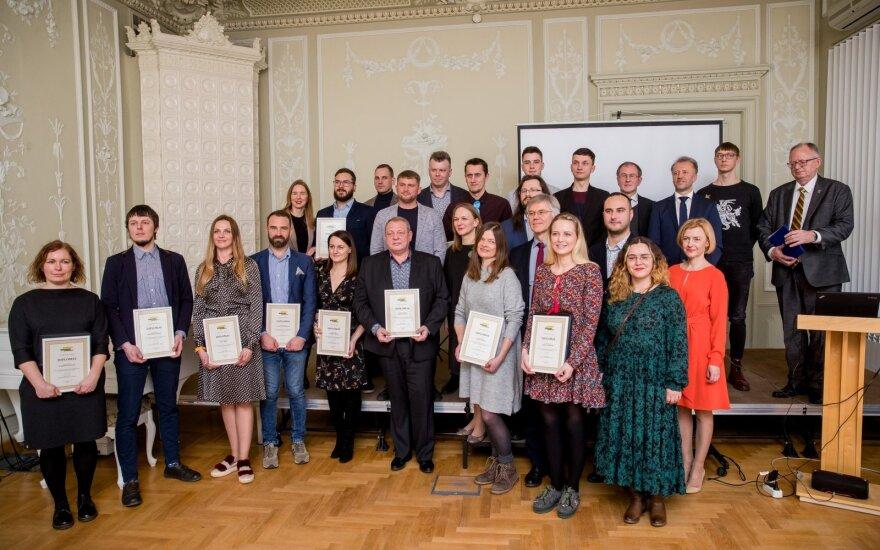 Išrinkti gražiausi lietuviškų įmonių pavadinimai
