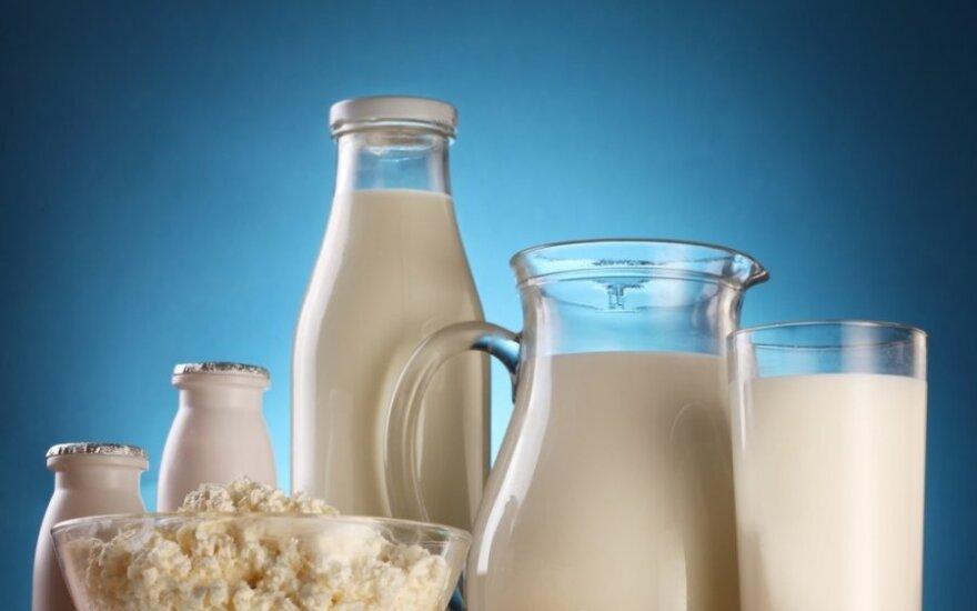 Kinija atveria rinką lietuviškiems pieno produktams