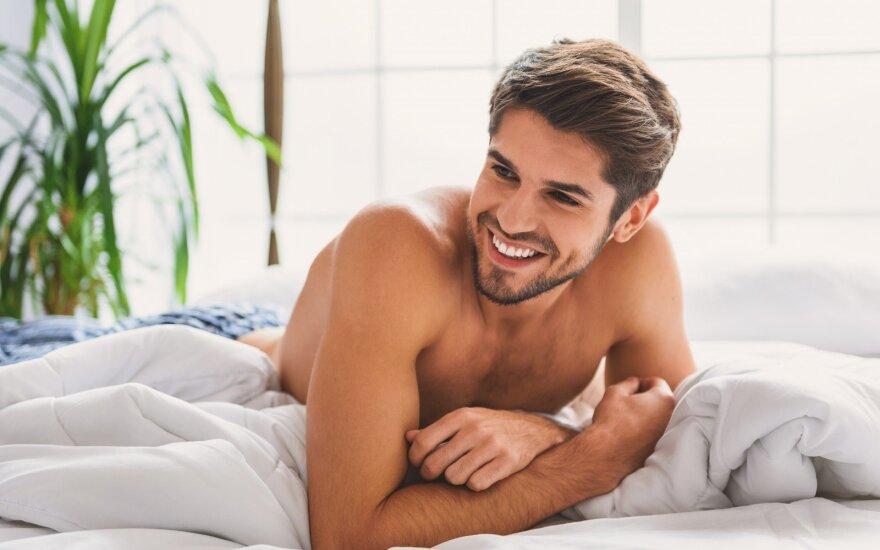 Veido forma išduoda žmogaus seksualinį potraukį