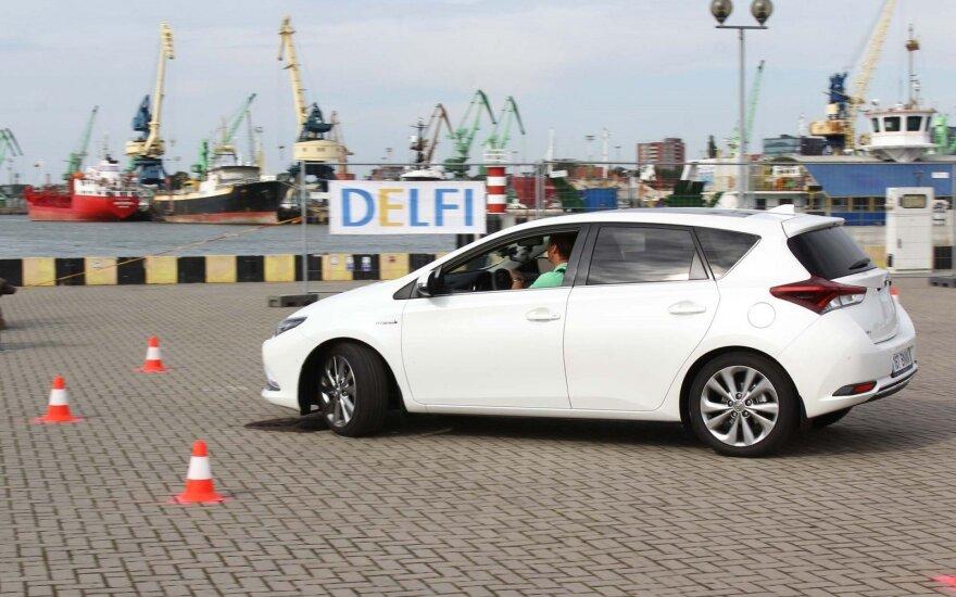 Geriausio vairuotojo konkursas