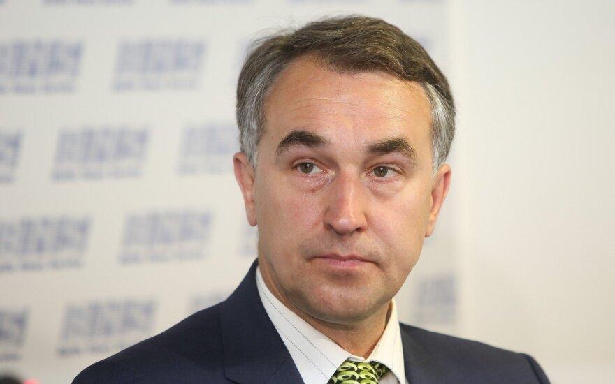 MEP Petras Auštrevičius
