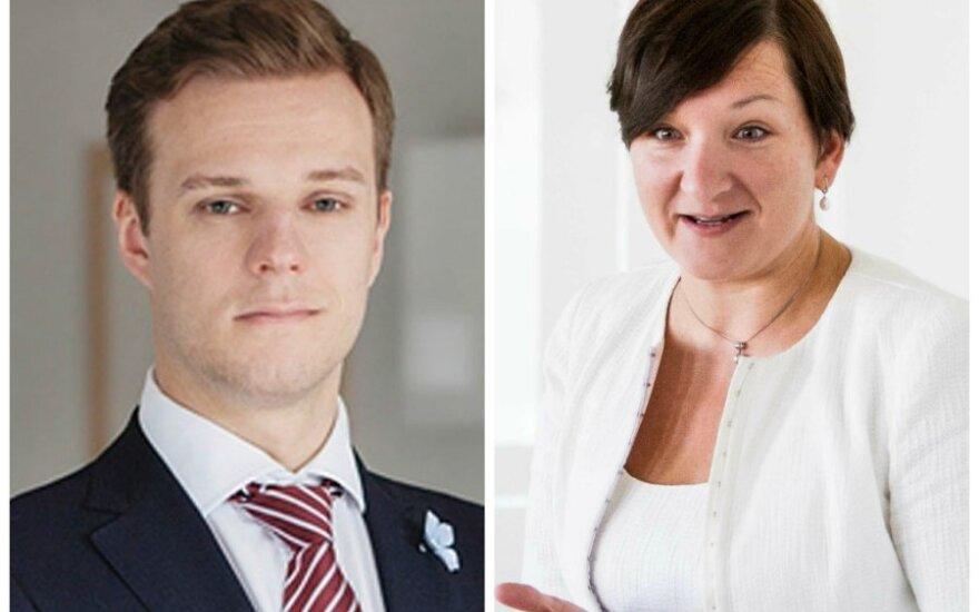 Širinskienės vadovaujamoje komisijoje aiškinsis dėl Landsbergių šeimos verslo