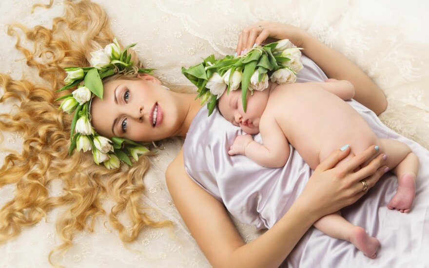 Kas laukia po gimdymo?