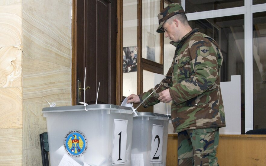 Moldovos rinkimai
