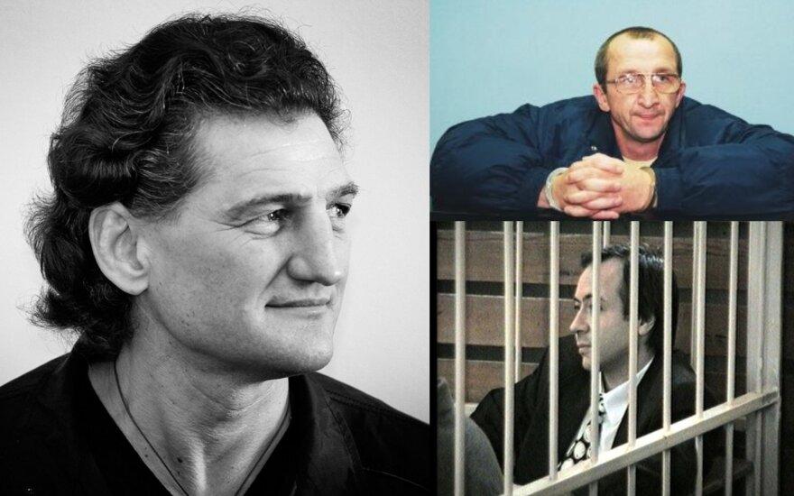Henrikas Daktaras, Algimantas Vertelka, Borisas Dekanidzė