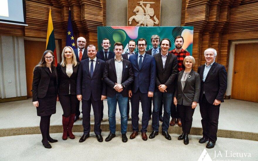 Lietuvos Junior Achievement