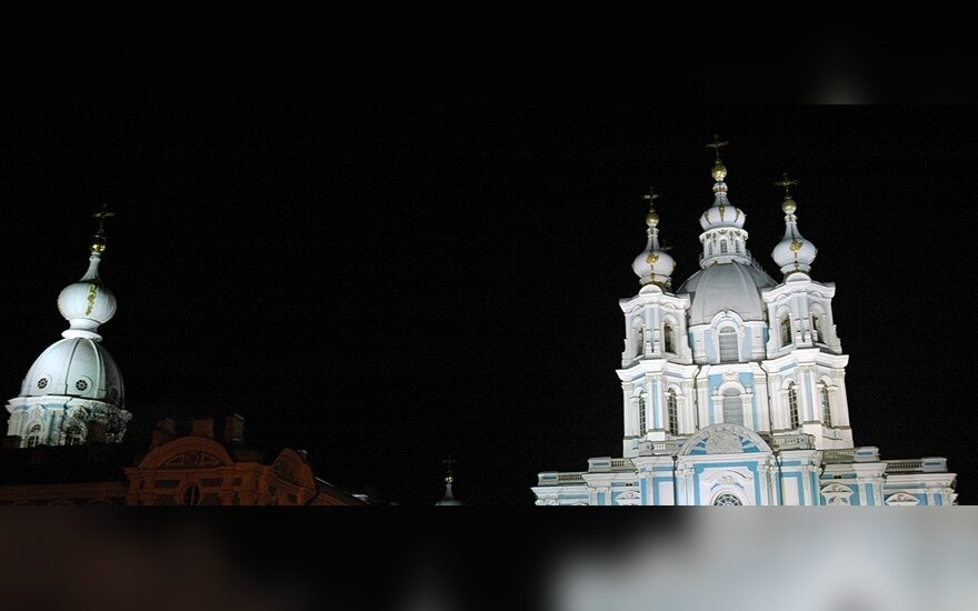 Rusijos teismas už pagalbą rengus ataką Sankt Peterburgo katedroje nuteisė jaunuolį