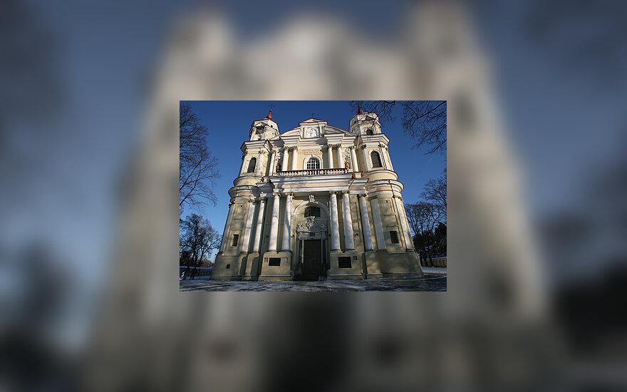 Petro ir Povilo bažnyčia Vilniuje