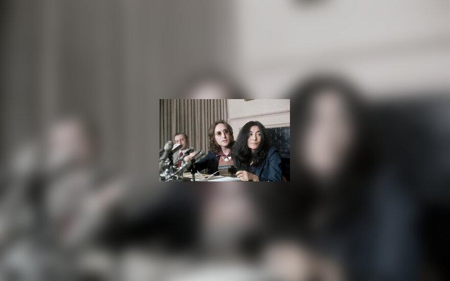 J.Lennon, Y.Ono