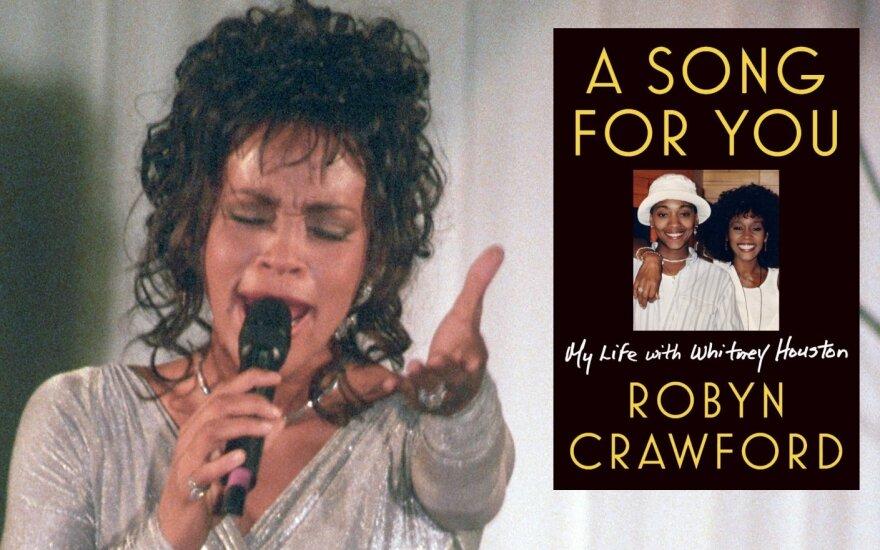 Whitney Houston ir biografinė knyga apie ją