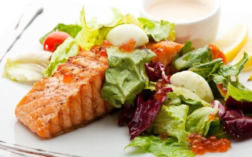 Sveika mityba: ką geriausia valgyti pusryčiams, pietums ir vakarienei?
