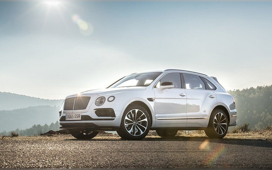 """Bentley Bentayga"""