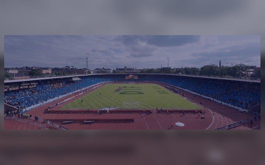 """Djurgardens IF"" stadionas"