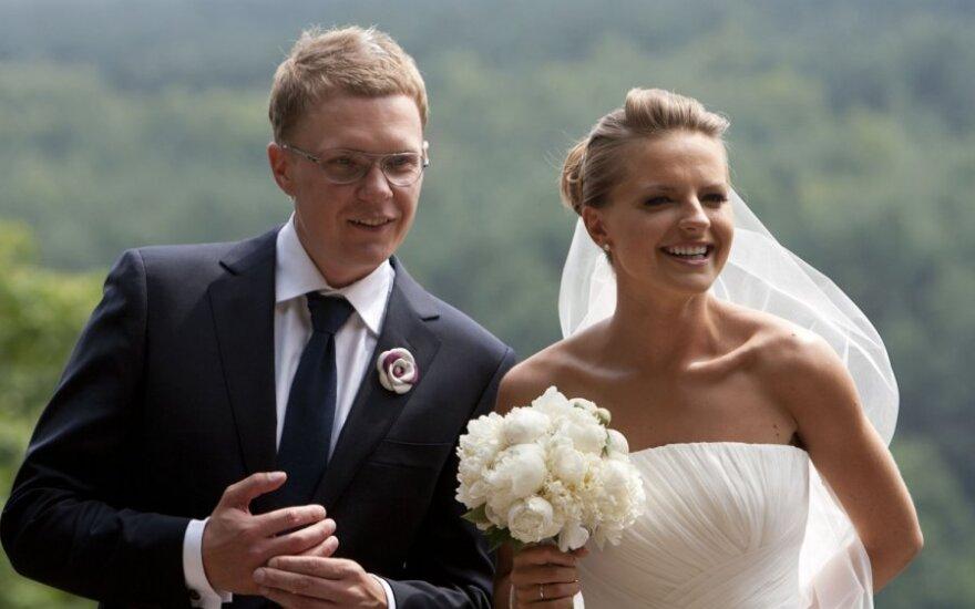 Mindaugo Stasiulio ir Karolinos Budukevičiūtės vestuvės