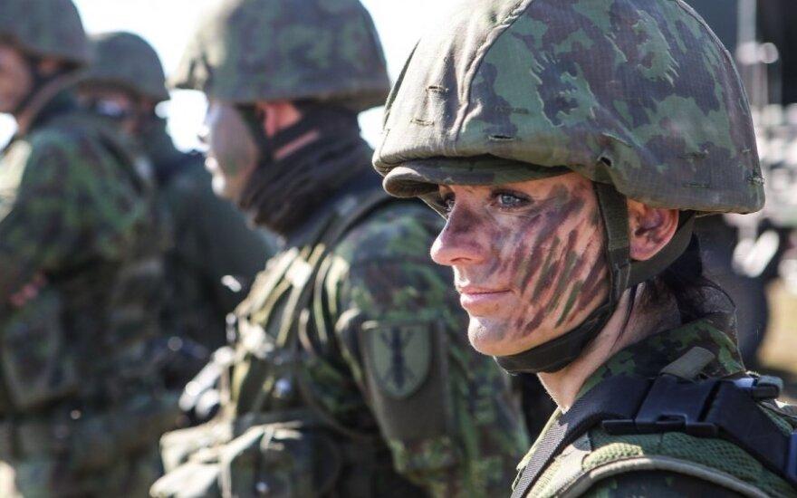 Lithuania's governing coalition backs 400m litas defence budget increase