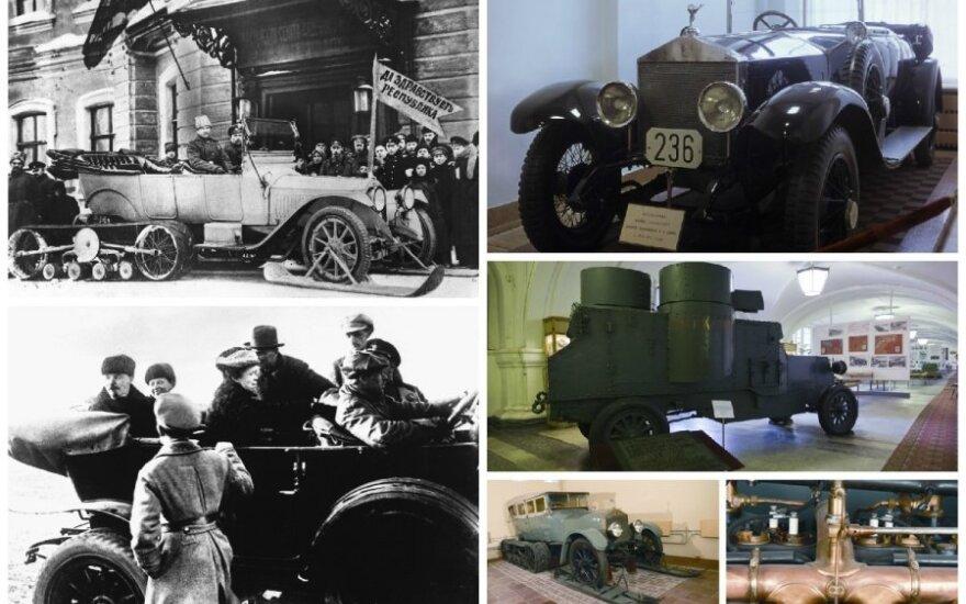 V. Lenino automobiliai