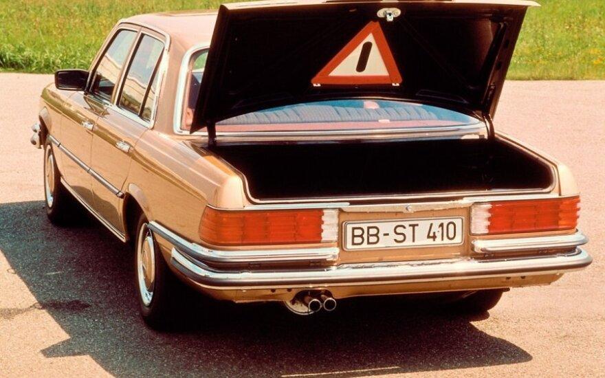 Mercedes-Benz S-klasė (1972 m.)