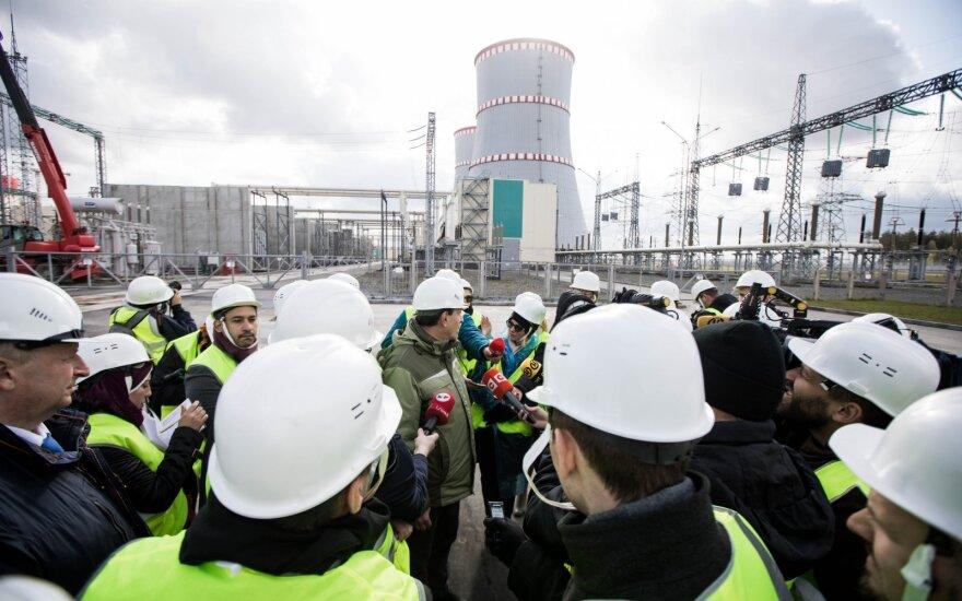 """""""Rosatom"""" su Baltarusija svarsto galimybę statyti dar vieną atominę jėgainę"""