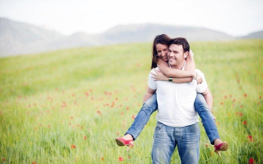 11 mažų dalykų, kuriuos dievina vyrai