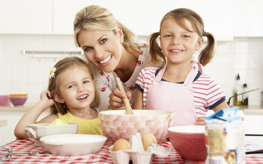 3 patiekalai, kurie patiks net ir išrankiausiems vaikams