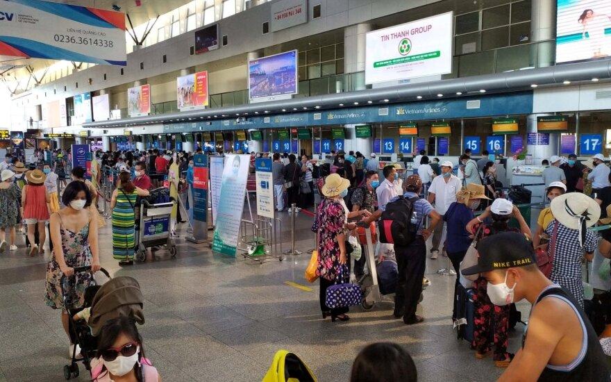 Iš turistų pamėgto miesto evakuojama 80 tūkst. žmonių