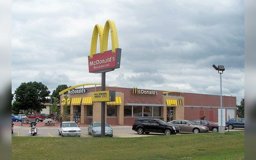 """""""McDonalds"""" restoranas"""