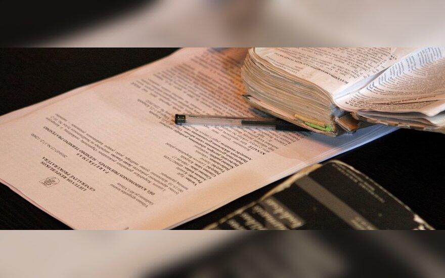 Sukčiui vertingą butą paveldėti leidusi teisėja persigalvojo: gal mano parašas suklastotas?