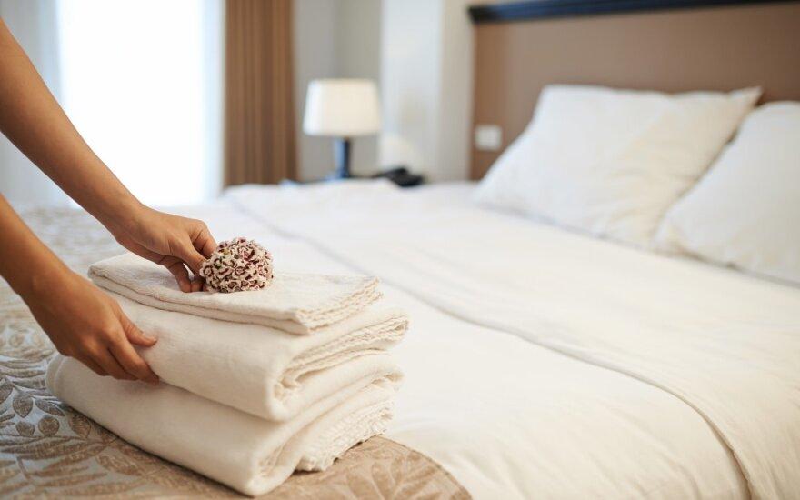 Viešbučio lova