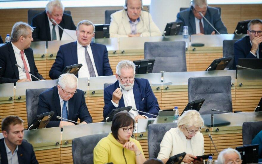 Socialdemokratams geriau likti opozicijoje?