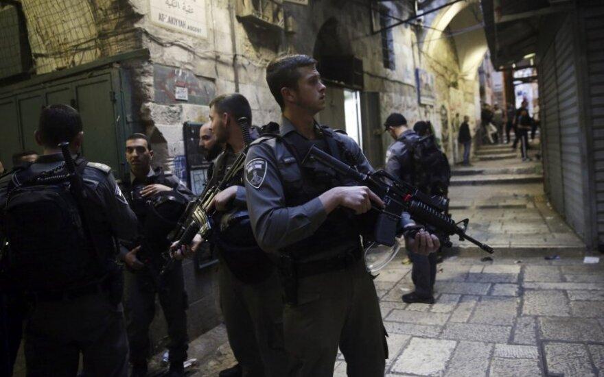Izraelio policijja