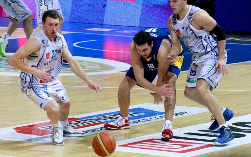 Marius Runkauskas ir Martynas Mažeika