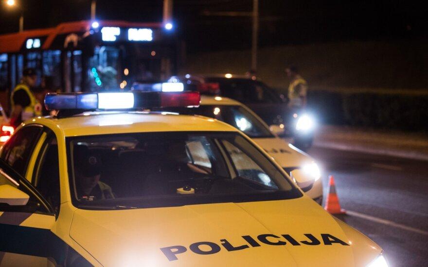 Nepilnamečio pasivažinėjimas Jurbarke: pareigūnai užfiksavo visą puokštę pažeidimų