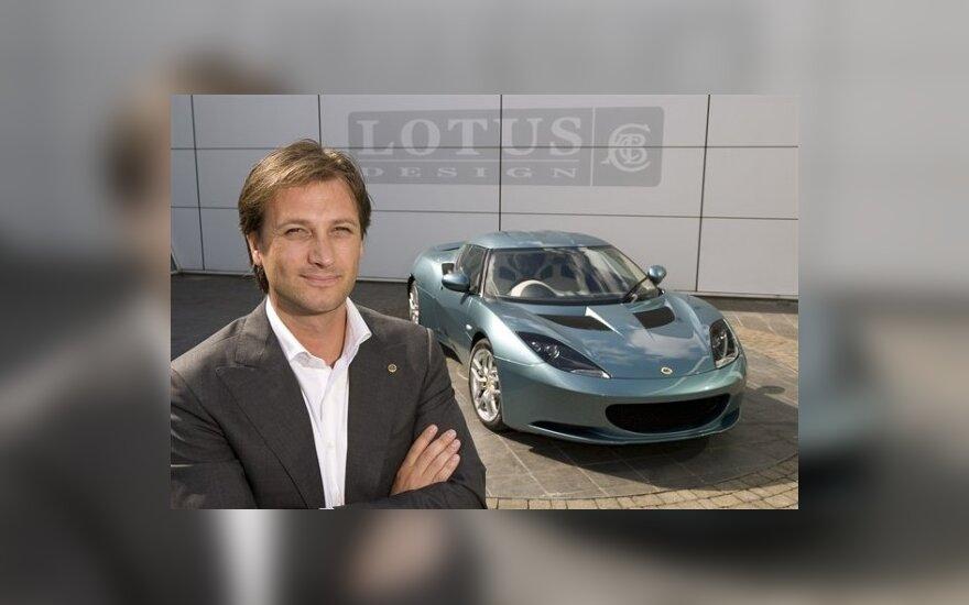 """Lotus"" vadovas Dany Baharas"