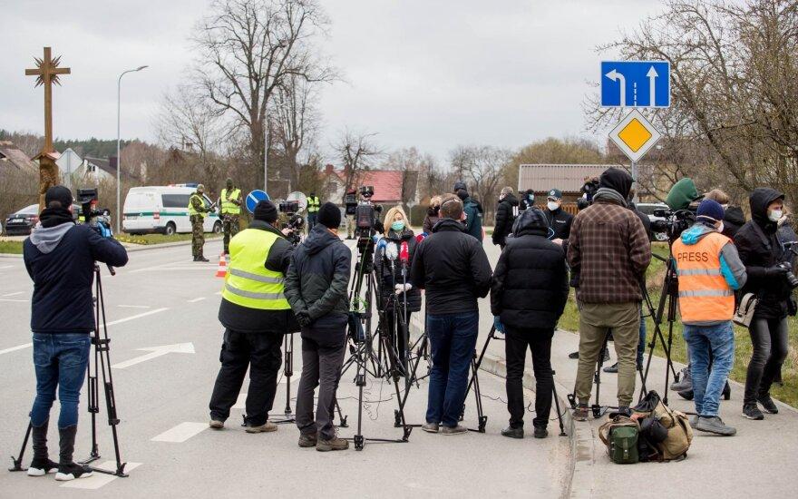 Veryga: Nemenčinė bus uždaryta bent iki savaitgalio