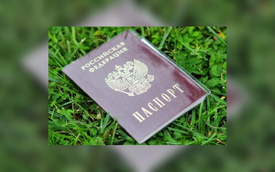 """Estijoje išduota 200 """"Ruso kortų"""""""
