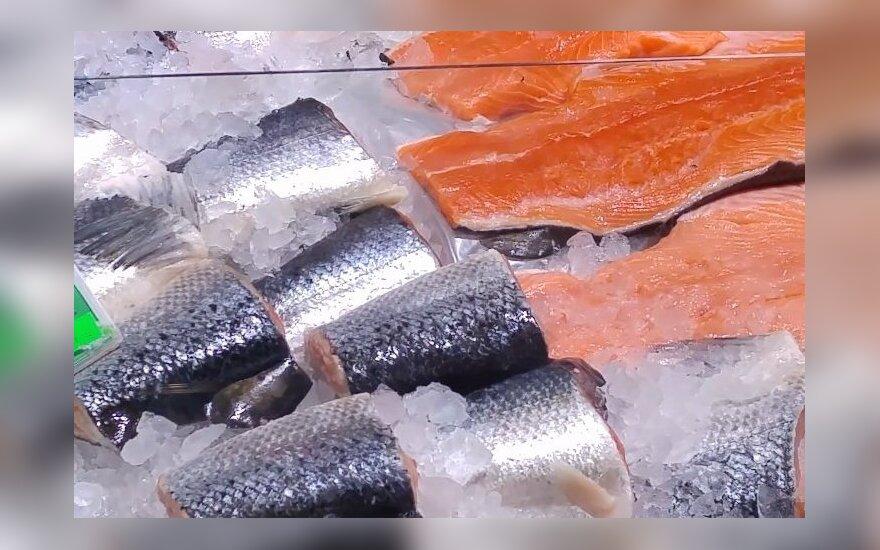 """""""Norfoje"""" parduodama žuvis suglumino pirkėją"""