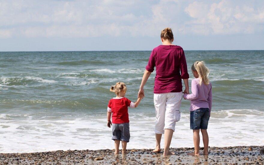 Tėvai net neįsivaizduoja, kuo gali baigtis jų atostogos su vaikais: gresia baudos