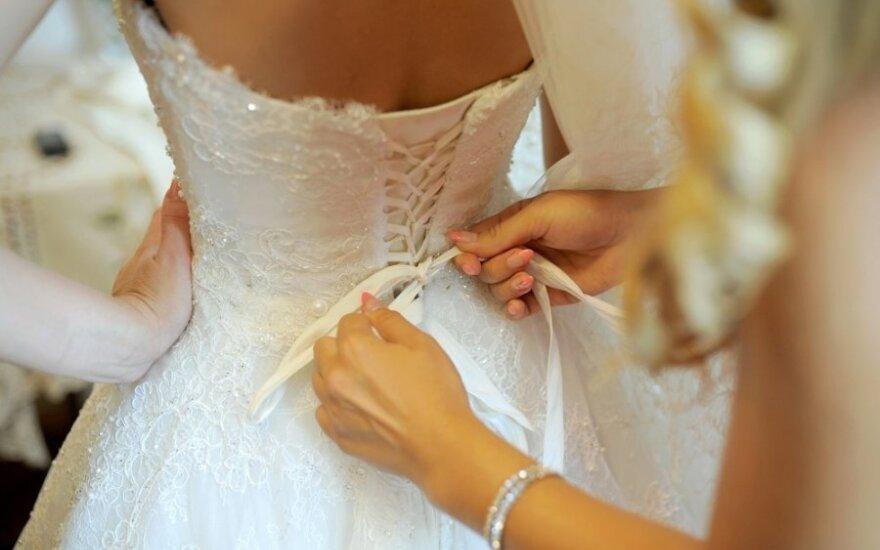 Misija: sulieknėti iki vestuvių