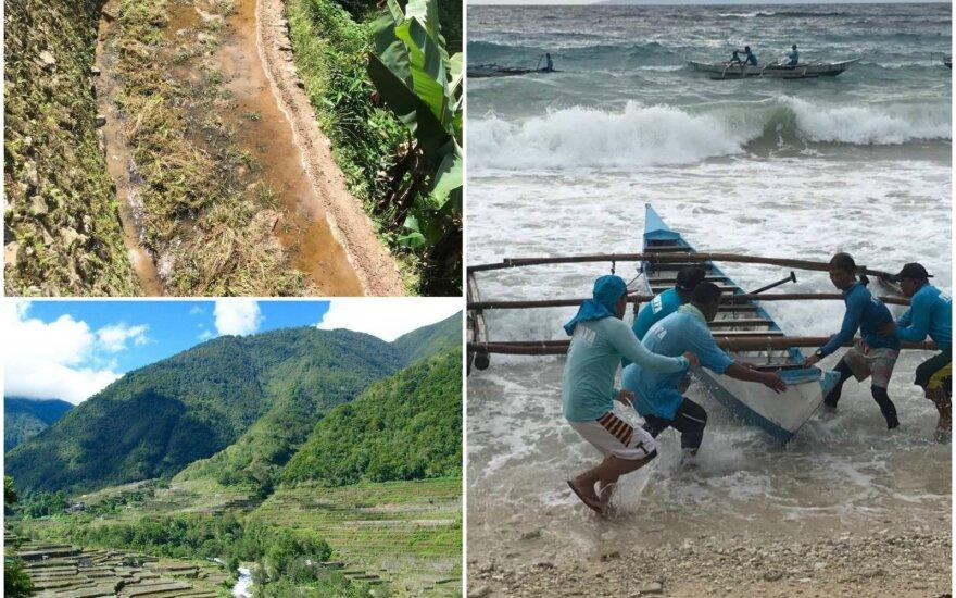 Pasakiškai aprašyta kelionė į Filipinus tapo karčiu nusivylimu