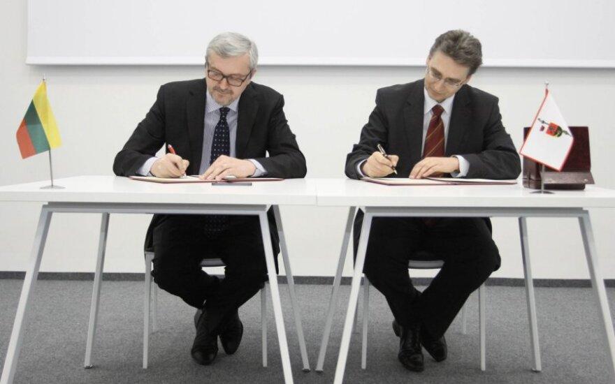 A. Siaurusevičius ir J. Banys