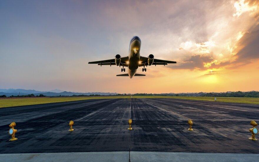 Seime – svarstymai įteisinti Nidos aerodromą