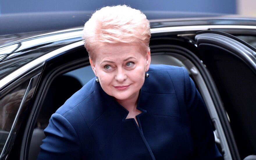 Both sides must prepare to make Brexit as painless as possible - Grybauskaitė