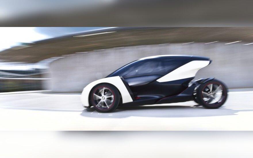 Opel elektromobilio koncepcija