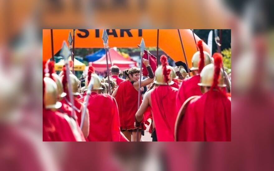 Spartans for Kids will run Vilnius Marathon