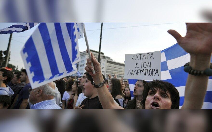 Atėnai smerkia Maskvos sprendimą išsiųsti du graikų diplomatus