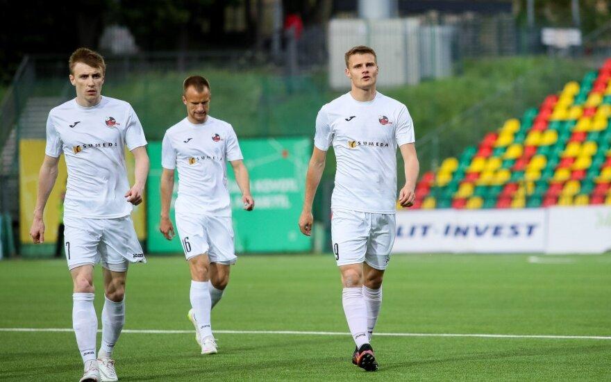 """Marijampolės """"Sūduvos"""" futbolininkai"""
