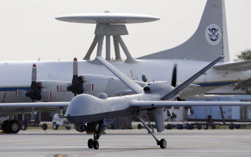 """Kovos dronas """"Predator B"""""""