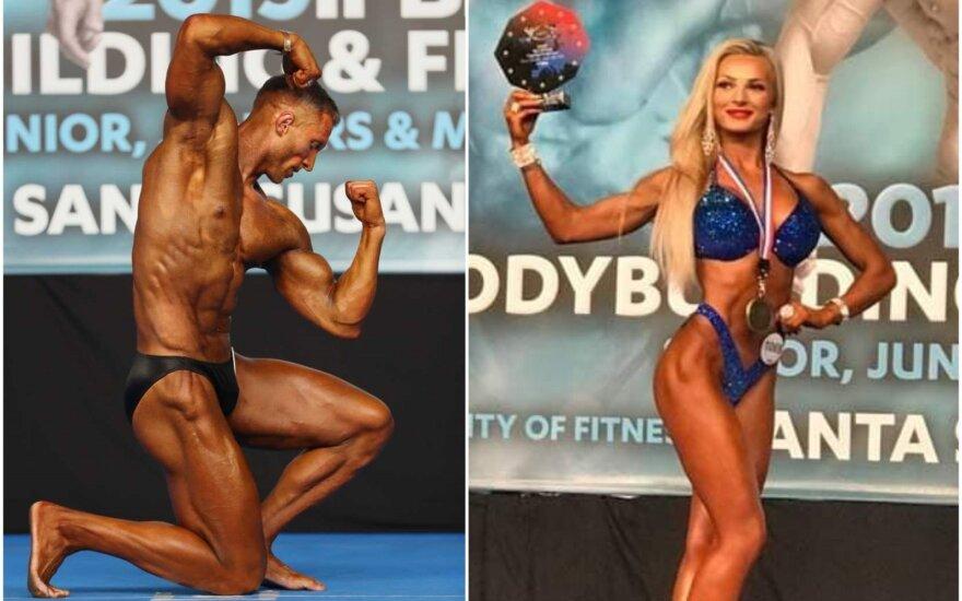 IFBB Europos čempionatas / FOTO: fitnessandmass.com