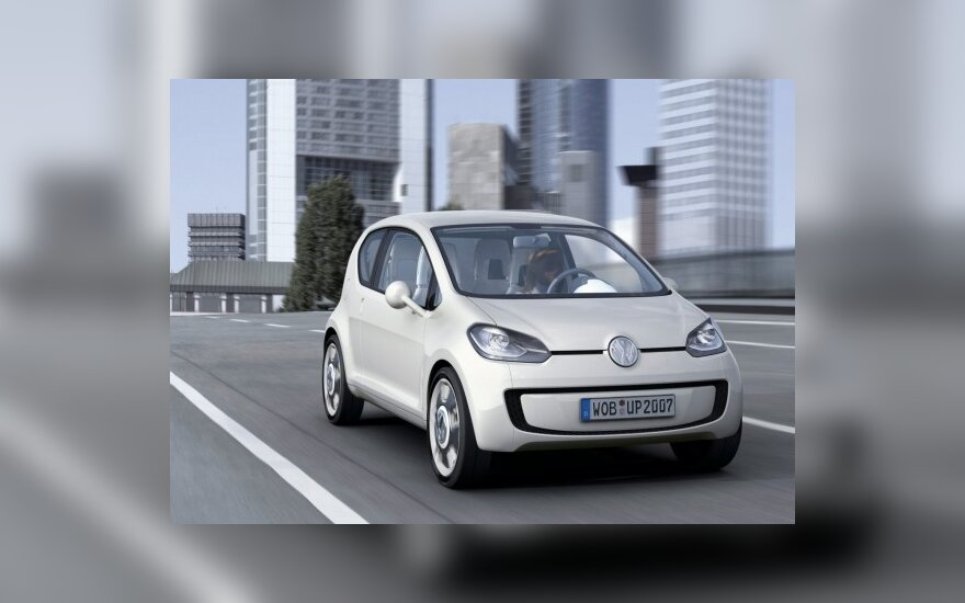 Volkswagen Up koncepcija