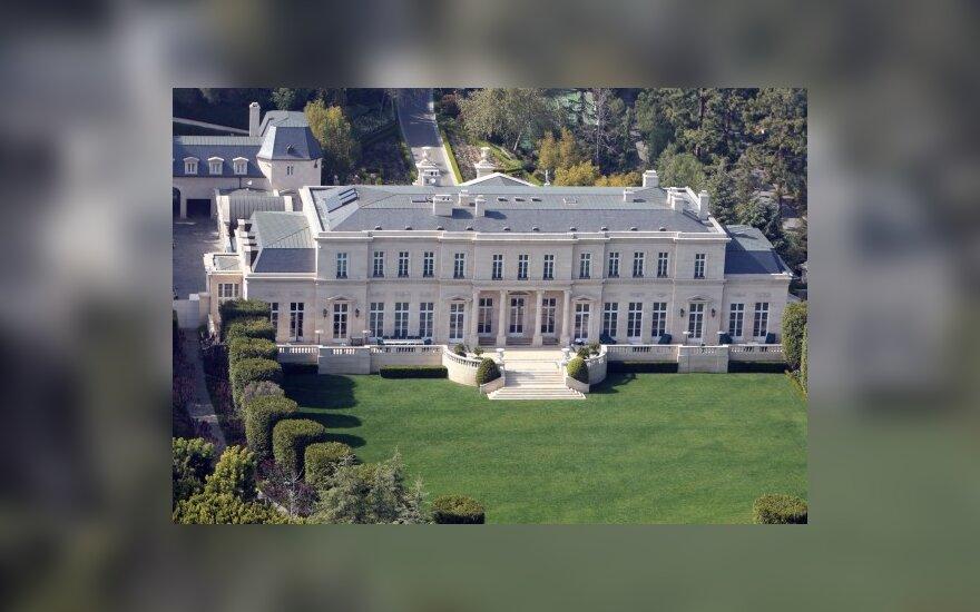 """""""Forbes"""" paskelbė brangiausių namų sąrašą"""